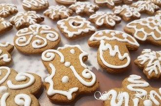 Špaldové medovníčky - sladký život, vianočné pečenie, koláče, torty, drobné koláčiky