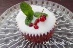 Ríbezľové cupcakes