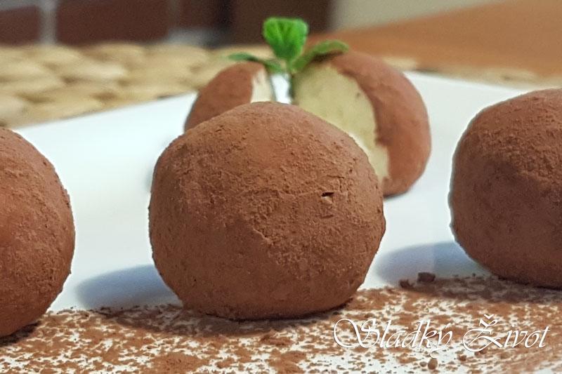 Kokosové pralinky