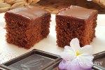 Perníkové rezy s čokoládou