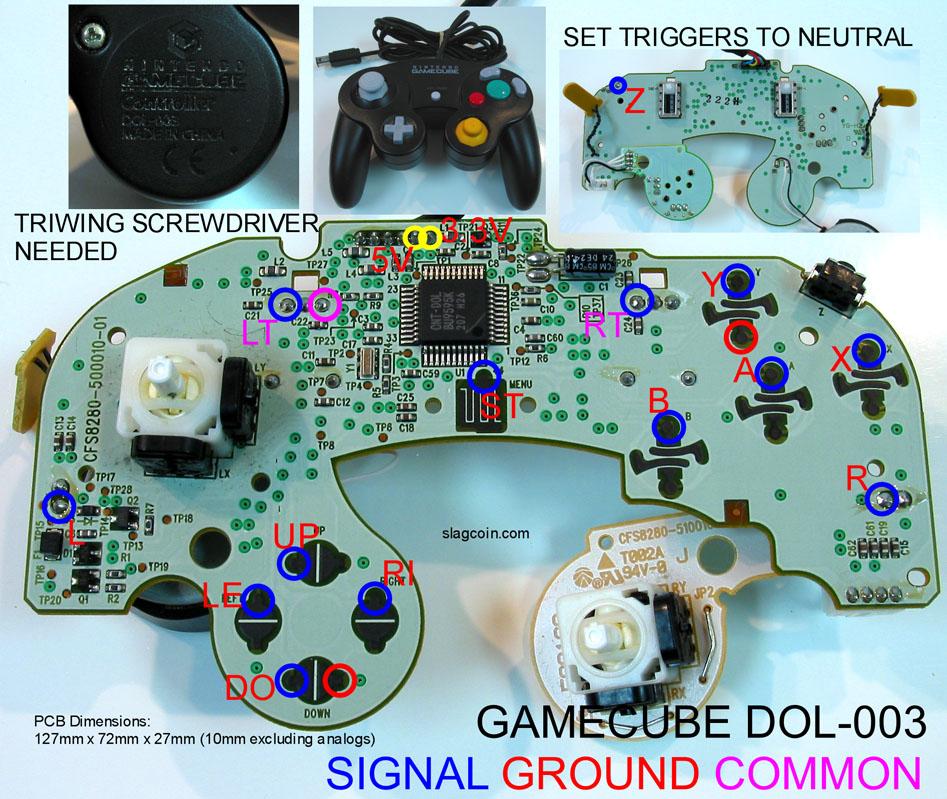 Surprising Gamecube Controller Wiring Diagram Basic Electronics Wiring Diagram Wiring Cloud Brecesaoduqqnet