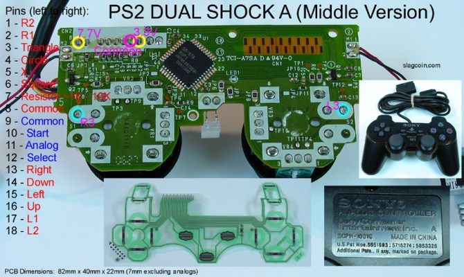 diagram wiring diagram for ps2 full version hd quality for
