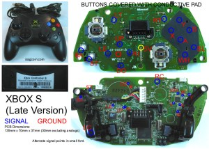 Joystick Controller  PCB and Wiring