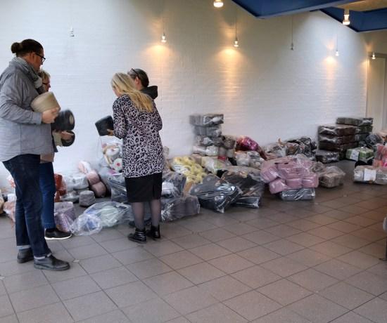 Forberedelser til Åbent Hus den 13. - 15. maj 2016