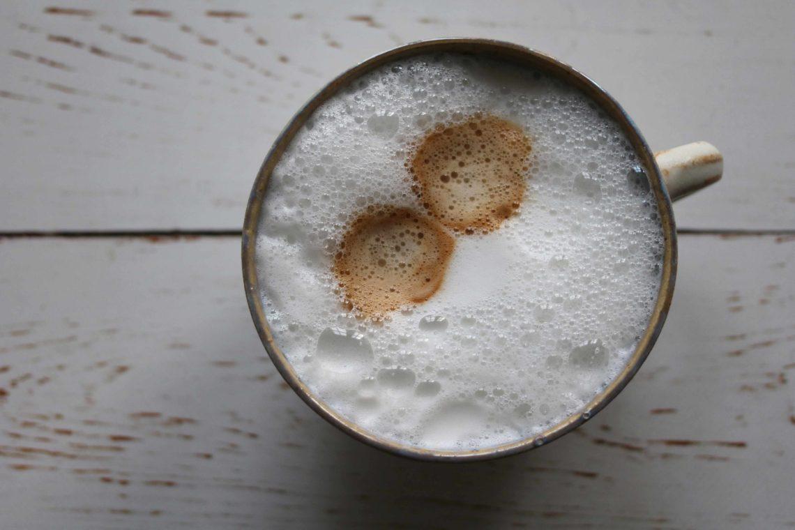 Kaffe og løs snak