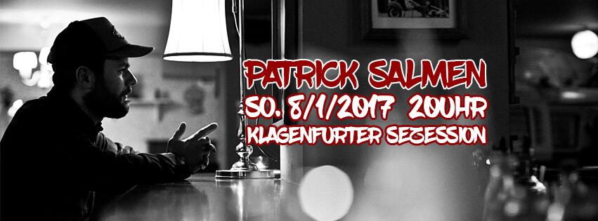 Patrick Salmen by Fabian Stürtz