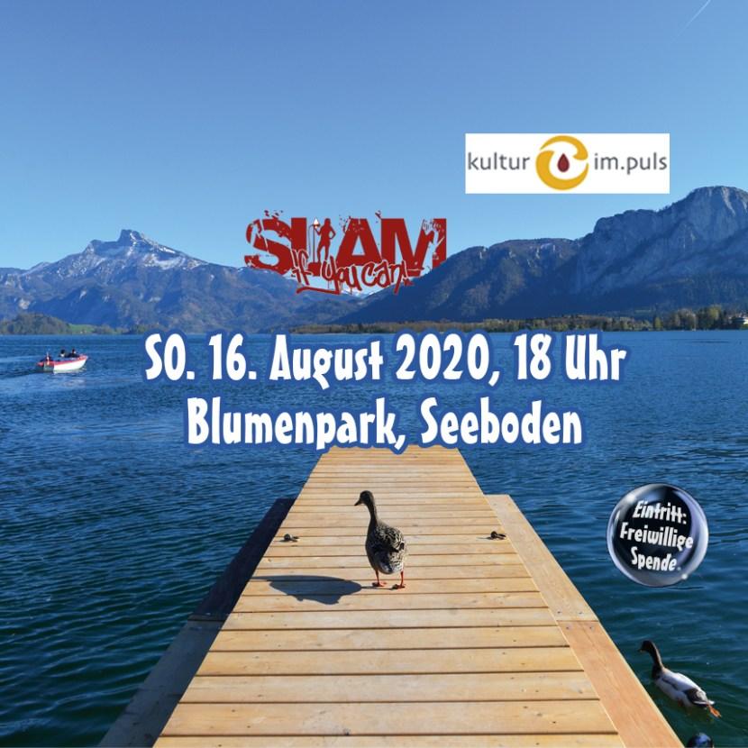 Summer SLam Blumenpark