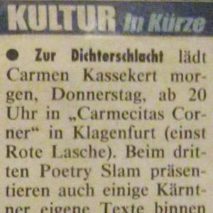 Krone, 24. November 2010