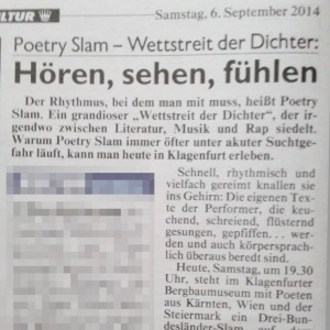 Krone, 6. September 2014
