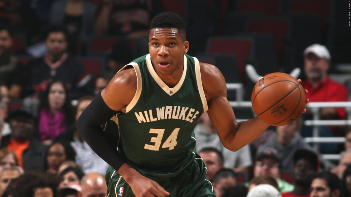 Image result for Giannis