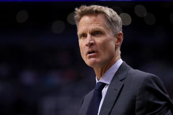 Steve Kerr: 'This is a presidential election, not The ...