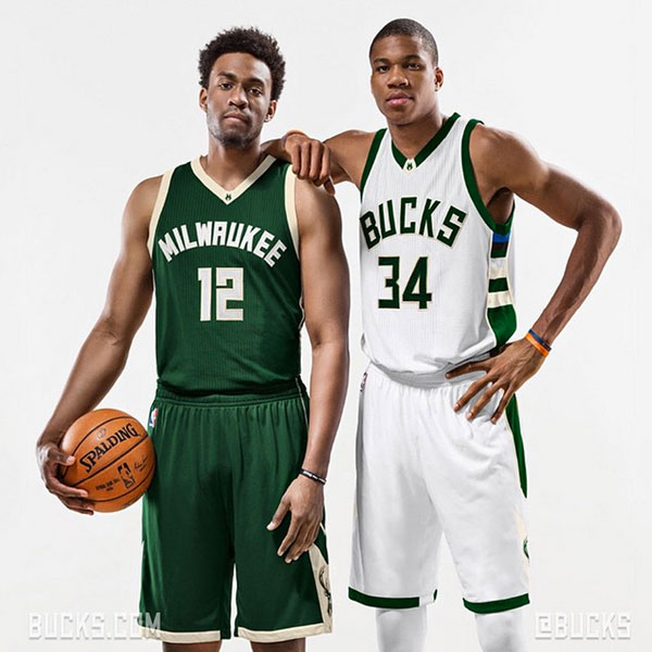 Image result for milwaukee bucks team 2017