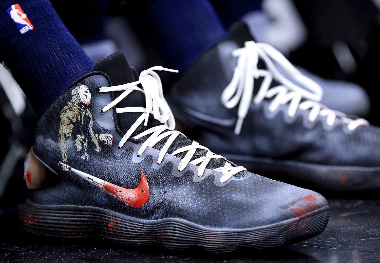 NBA Kicks Of The Night Featuring Karl Anthony Towns