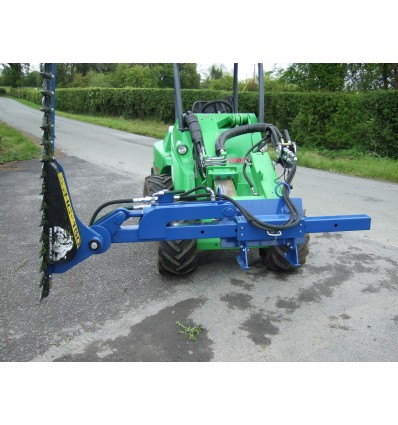 Mini Digger Attachments Europe Slanetrac Engineering
