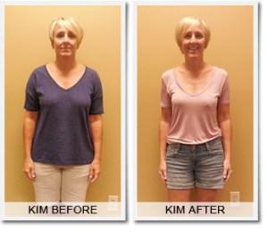 slank door overgang dieet