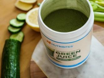 green juice van nutribites