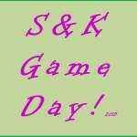 Slank en Kwiek sluit het seizoen met Game Day!