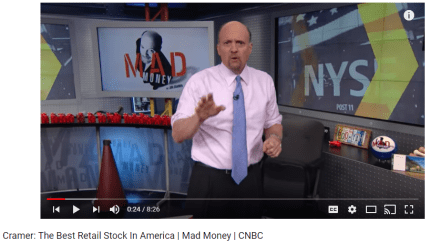 Jim Cramer - Mad Money
