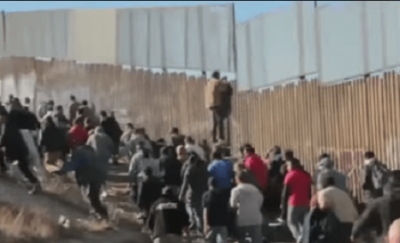 Illegal Immigration at US Border