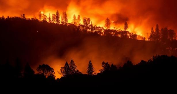 Extinction - California's Camp Fire