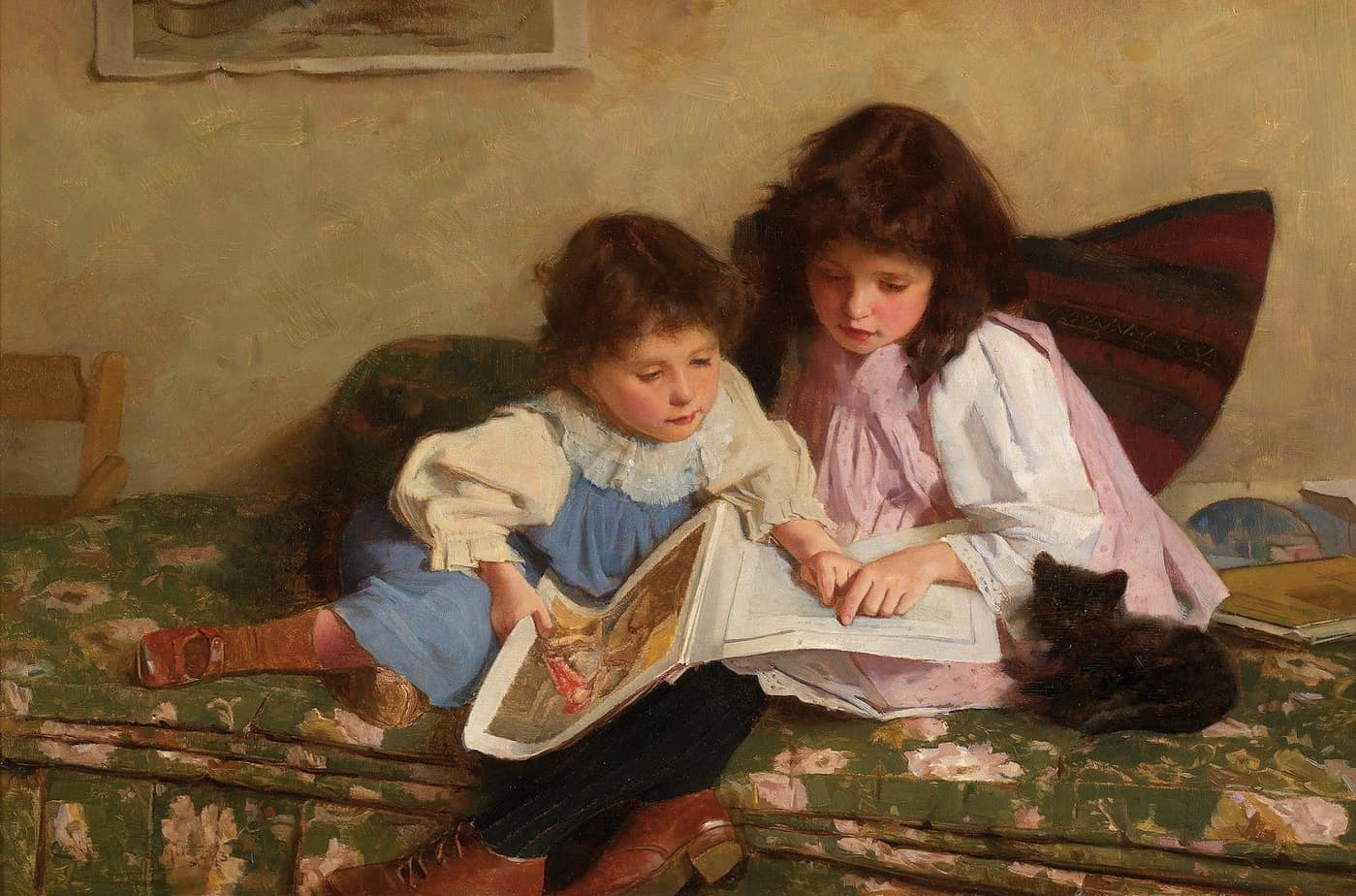 Carlton Alfred Smith - The Young Readers 1893
