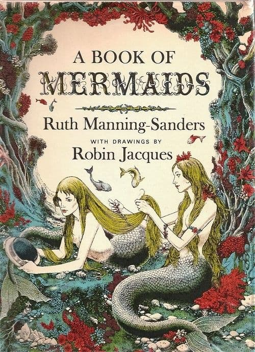 book of mermaids robin jacques cover