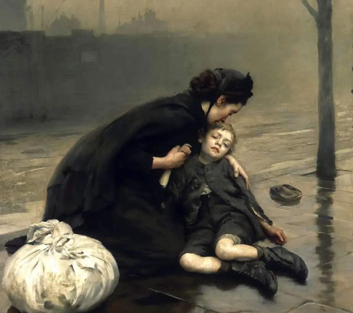 Thomas Benjamin Kennington - Homeless