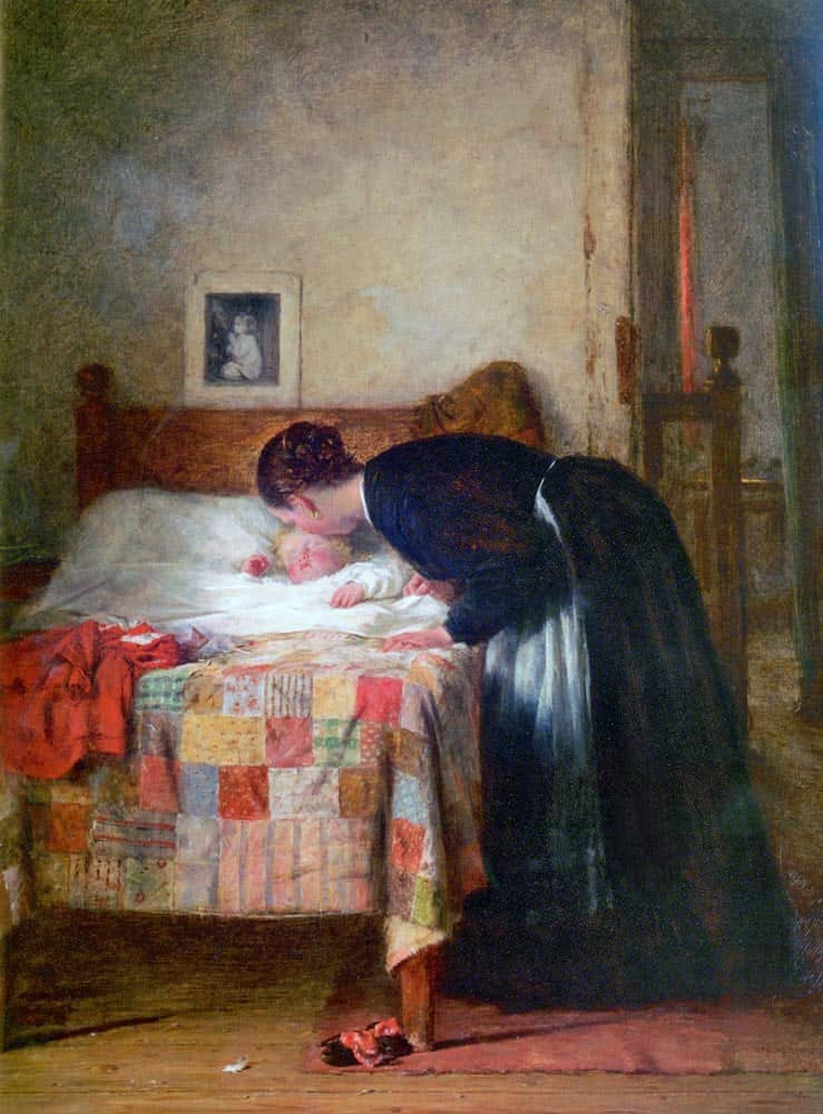 Frederick Daniel Hardy - A Kiss Goodnight