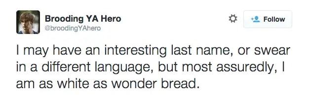 White As Wonder Bread