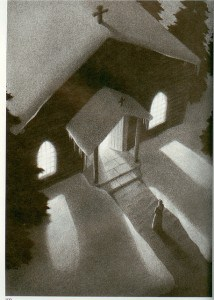 chris van allsburg night