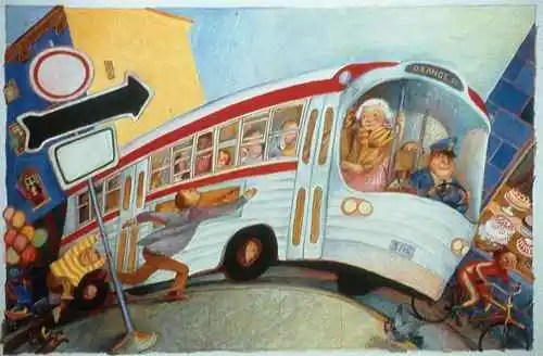 The Wheels On The Bus 1990