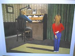 Anthony Browne Gorilla Dad Is Busy In His Office