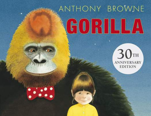 Gorilla Anthony Browne cover