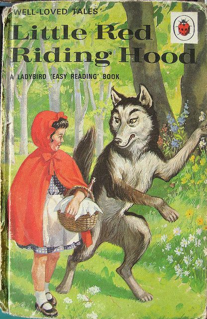 Little Red Riding Hood Well Loved Tales