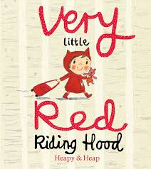 Very Little Red Riding Hood Cover