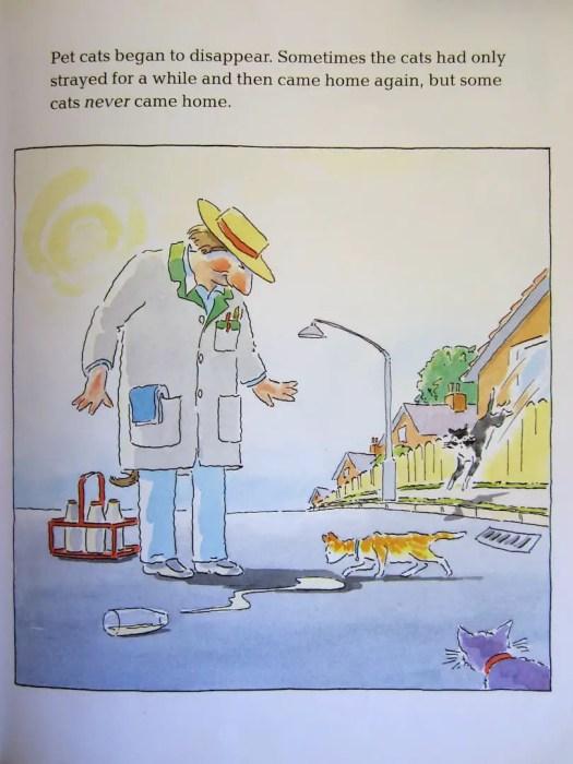 Wolf Comes To Town Denis Manton Milkman