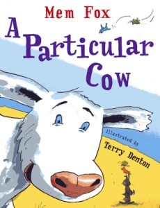 A Particular Cow Cover
