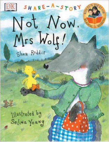 Not now mrs wolf cover