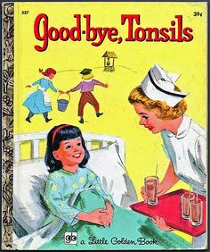 Good Bye Tonsils