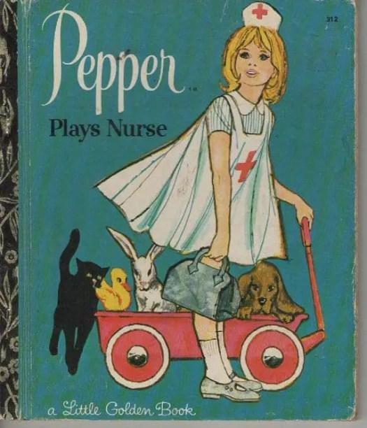 Pepper Plays Nurse