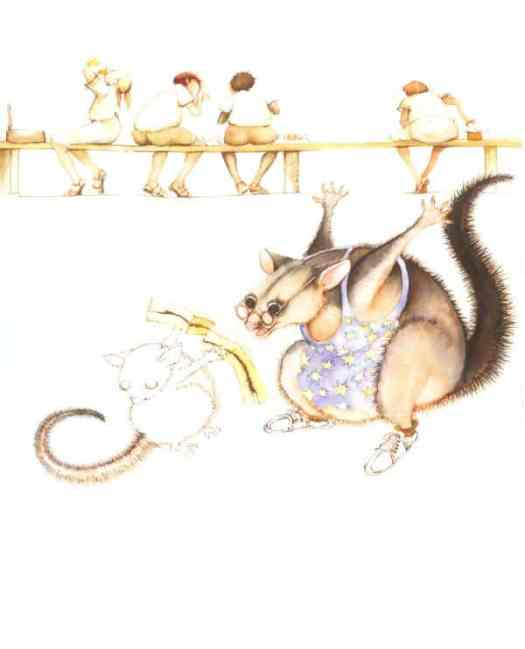 possum magic grandma