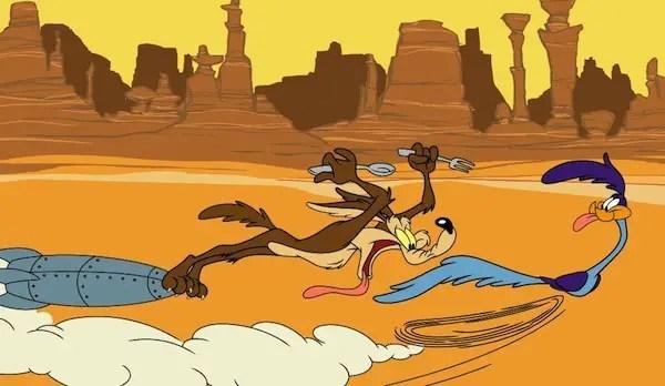 Roadrunner Coyote