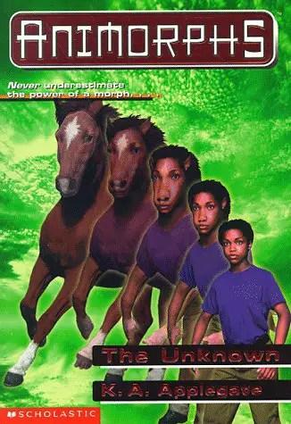 animorphs horse