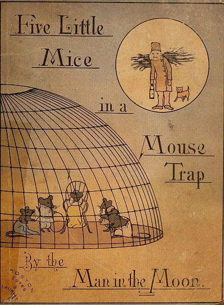 Five Little Mice In A Mousetrap