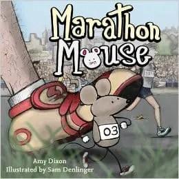 Marathon Mouse Cover