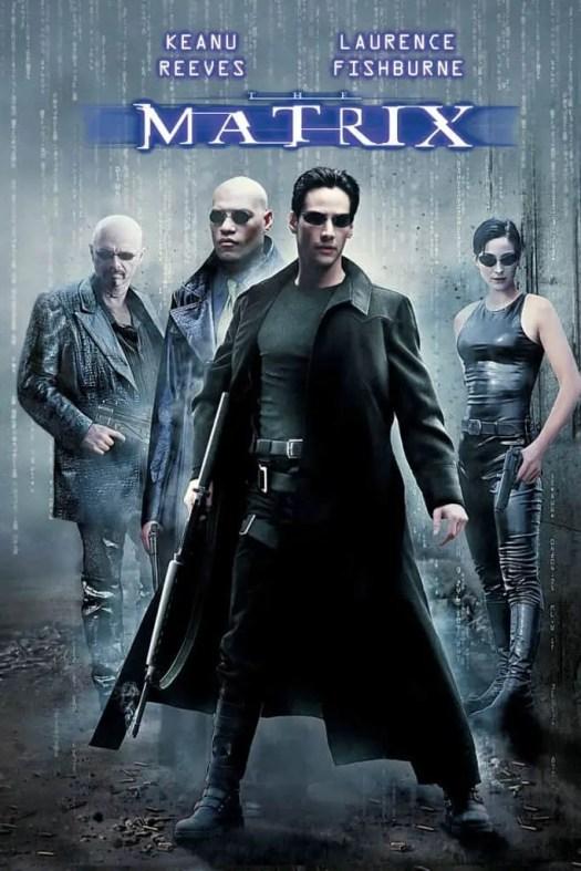Matrix Movie Poster