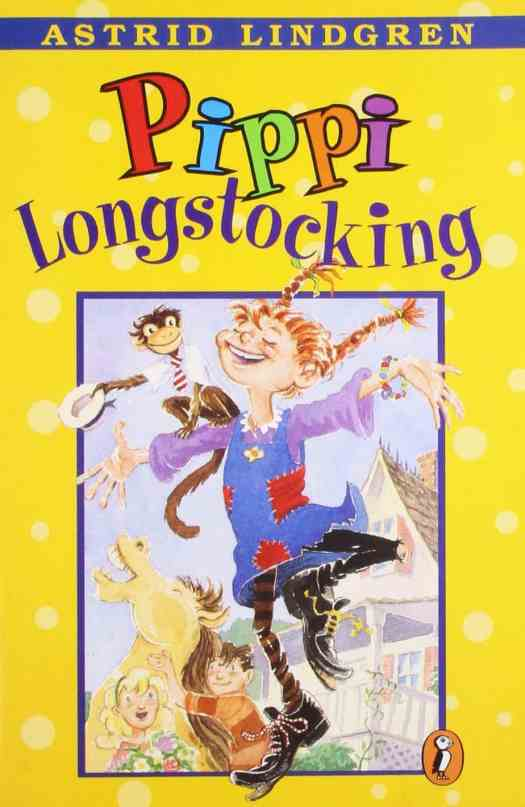 Pippi Longstocking, Swedish favourite, is the ultimate carnivalesque character.