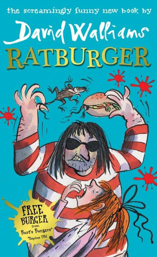 ratburger david walliams