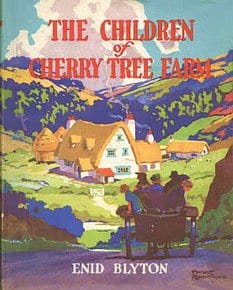 The Children Of Cherry Tree Farm are moved away from the city to a rural idyll