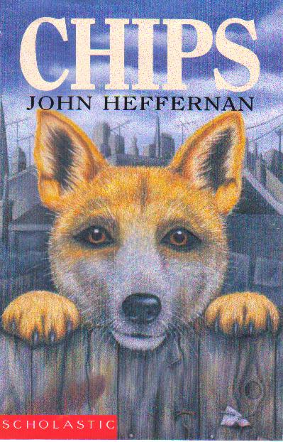 Chips John Heffernan cover